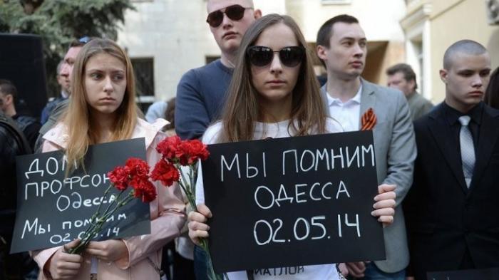 Бойня в Одессе 2 мая 2014 года: неупокоенная память