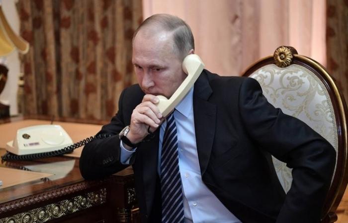 Пресс-секретарь президента РФ подтвердил информацию о телефонном разговоре Путина и Трампа