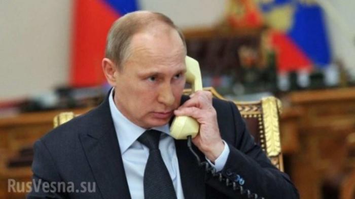 Стала известна предполагаемая тема разговора Путина и Трампа
