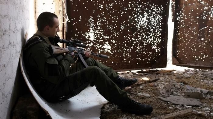 ДНР: стояние на Мариупольском направлении. Исповедь снайпера