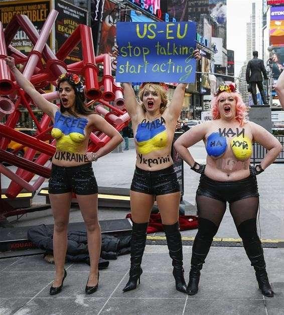 Украина: марионетки Мирового Правительства поимённо и со списком «заслуг»