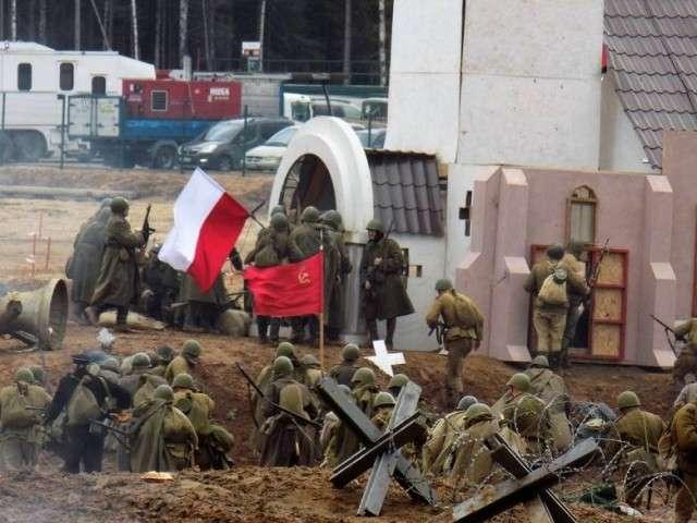 Поляки снова взяли Берлин – и снова вместе с русскими!