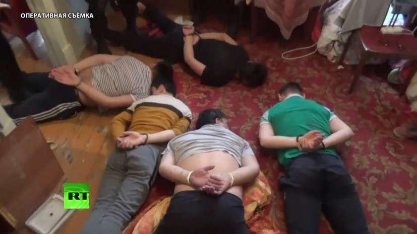 В Твери ФСБ совместно с Росгвардией задержали группу, финансировавшую ИГ