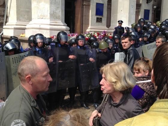 2 мая и страхи киевской хунты. Александр Роджерс
