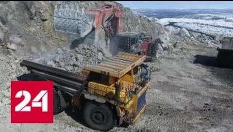 В Якутии началась разработка одного из крупнейших угольных месторождений в мире