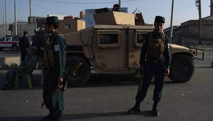 Афганистан: взрыв прогремел у американского посольства