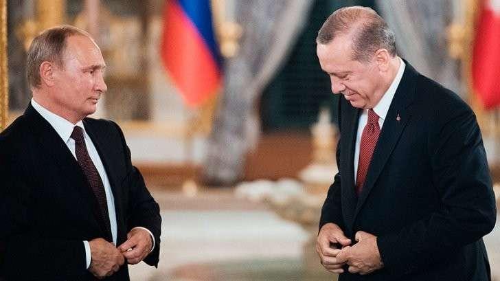 Какие вопросы обсудят в Сочи Владимир Путин и Реджеп Эрдоган