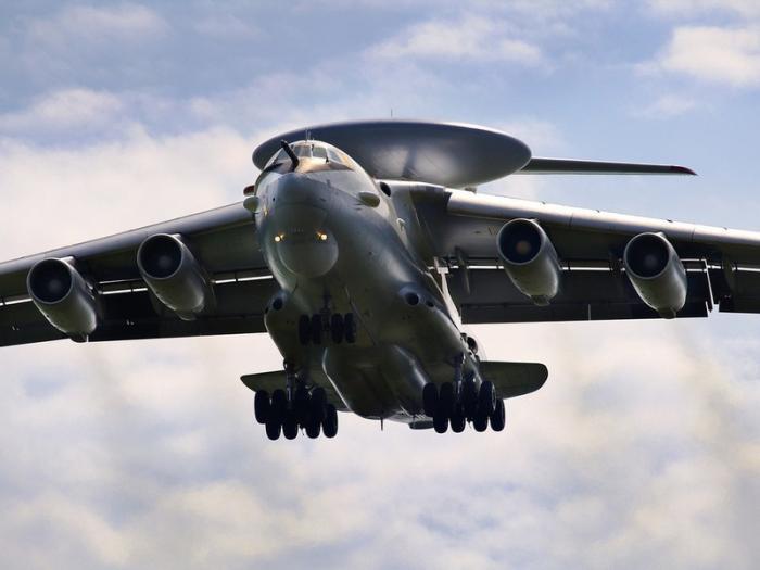 А-50У новейший русский самолёт-радар: лучше американских АВАКС