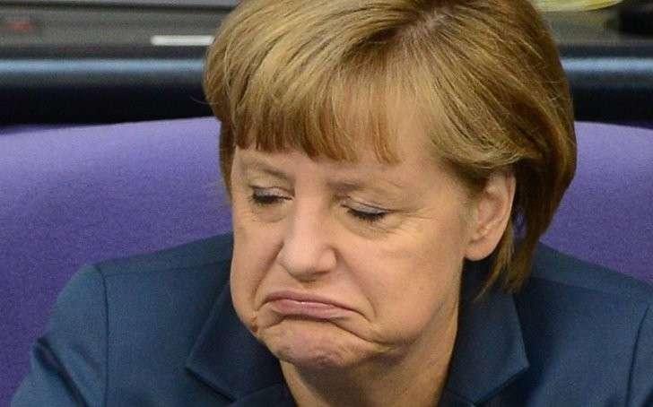 Ангела Меркель сдалась в Сочи. Запад снимает блокаду с России