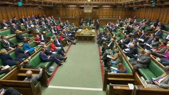 Парламент Великобритании был распущен перед выборами