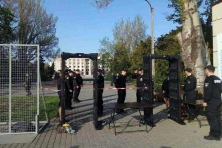 Оккупированная Одесса: как город пытаются запугать каратели из СБУ и полиции