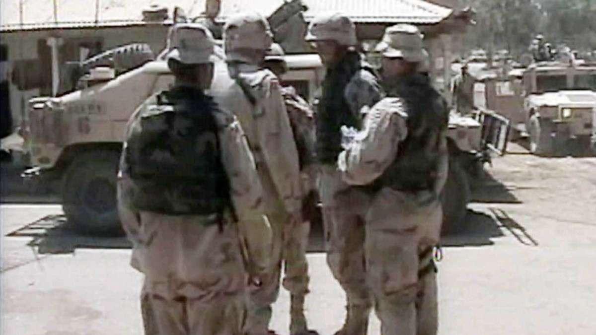 Американская ЧВК в Ираке попала в громкий скандал