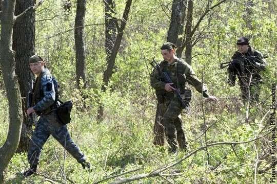 ЛНР: уничтожена группа украинских диверсантов