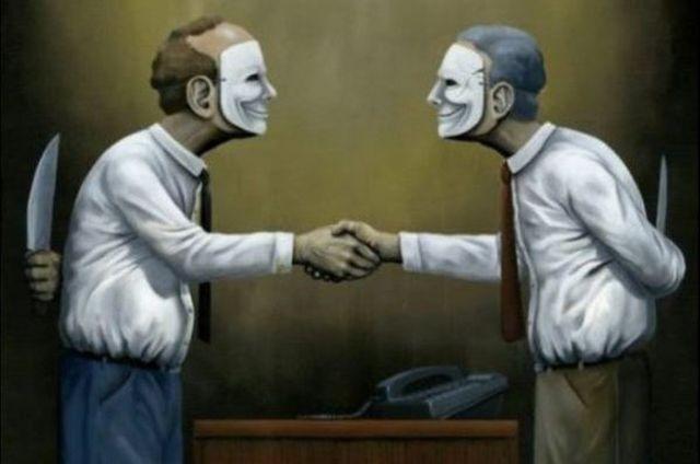 Индивидуализм – это тяжёлое психическое заболевание. К вопросу о «хатаскрайниках»