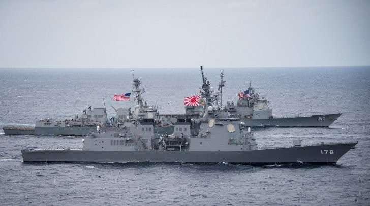Япония создаёт полноценную армию. Самураи вышли на