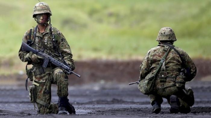 """Япония создаёт полноценную армию. Самураи вышли на """"тропу войны"""", опять"""