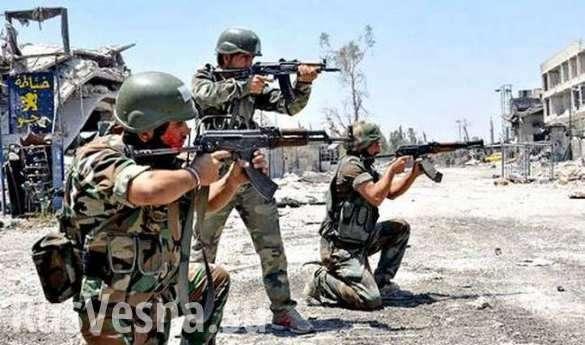 Кадры операции: Спецназ уничтожил главаря сирийских террористов унихвтылу (ВИДЕО) | Русская весна