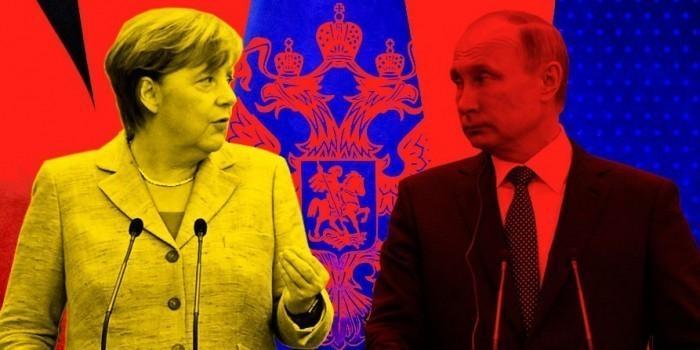 Зачем Меркель приезжала «на поклон» к Путину в Сочи