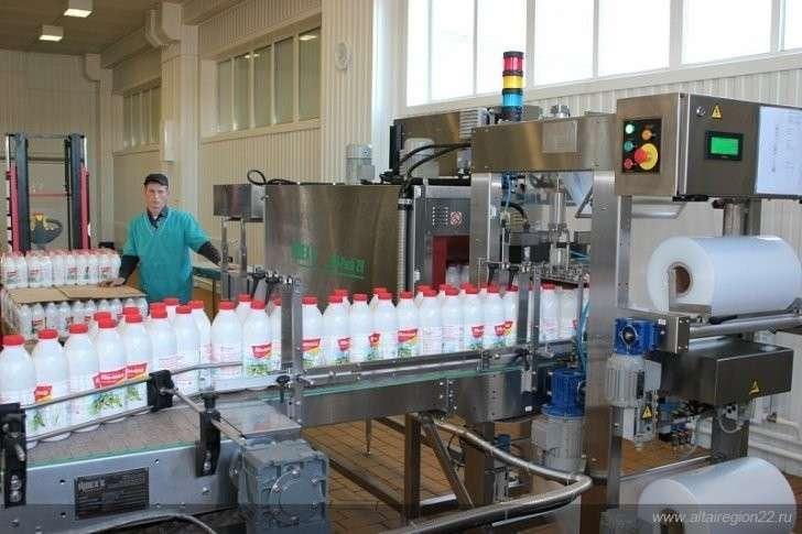 На выставке «Сибпродовольствие-2017» Алтайская молочная продукция получила три медали