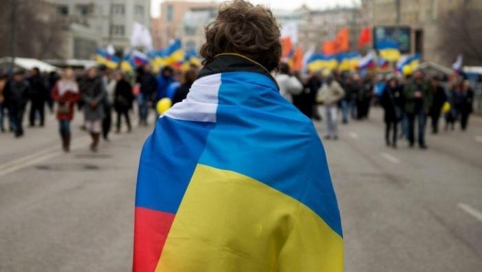 Результат еврейского правления на Украине: «Украина – стареющая уличная потаскуха»
