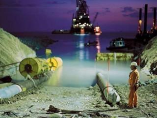 Газпром в ближайшие дни начнёт укладку труб на морском участке «Турецкого потока»