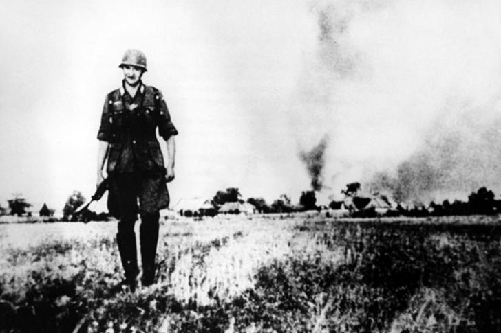 Письма немецких фашистов с Восточного фронта домой