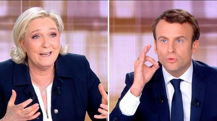 Ле Пен: при любом итоге голосования Францией будет править женщина