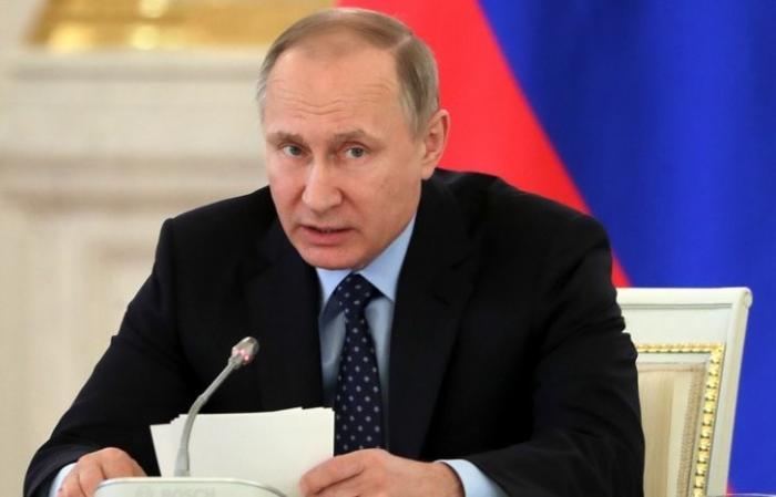 Владимир Путин предостерёг губернаторов от попыток обманом отчитаться о выполнении «майских указов»
