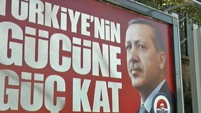 Эрдоган выиграл президентскую гонку в Турции
