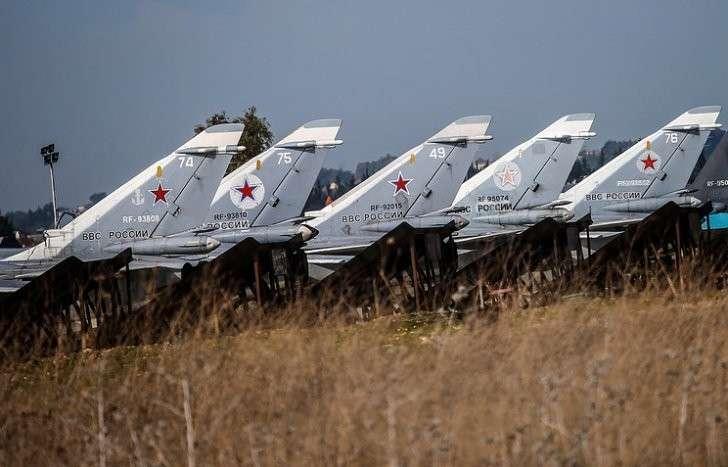 Почему ВКС России с 1 мая прекратили применение боевой авиации в Сирии