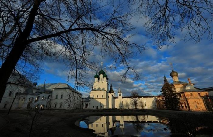 Золотое кольцо России активно возвращает туристов