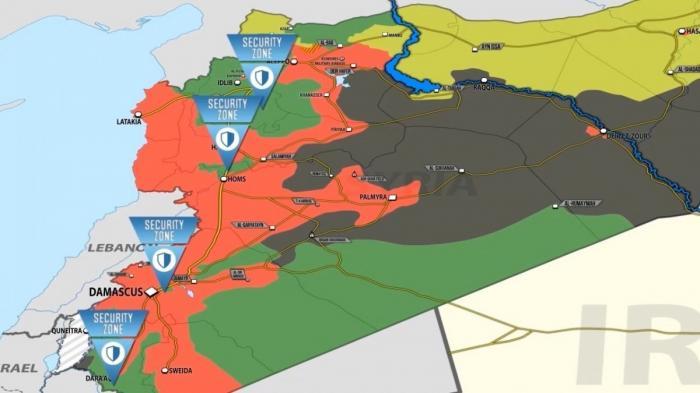 Сирия: зоны безопасности дают время для деблокады Дейр эз Зора