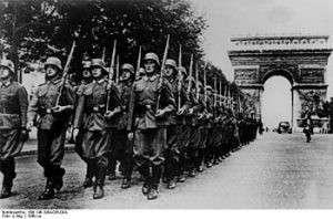 10 000 солдат Германии и США начнут во Франции гражданскую войну?