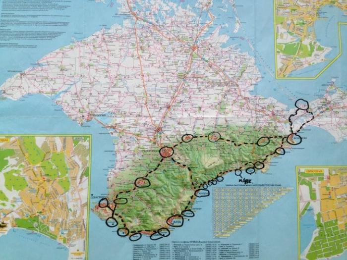 Съездил в Крым: выношу своё резюме. Опыт конструктивной критики