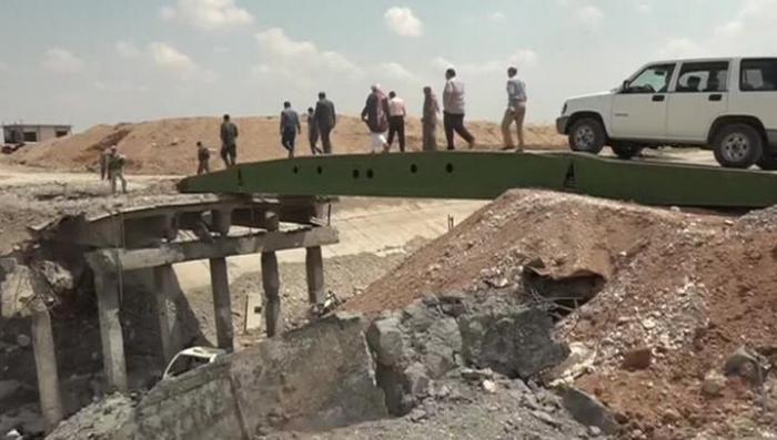В Сирии первые результаты от созданных зон деэскалации: люди возвращаются в родные деревни
