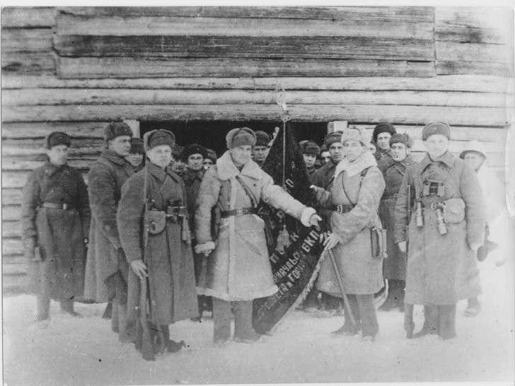 Сибиряки воины и труженики – Герои Великой Отечественной войны
