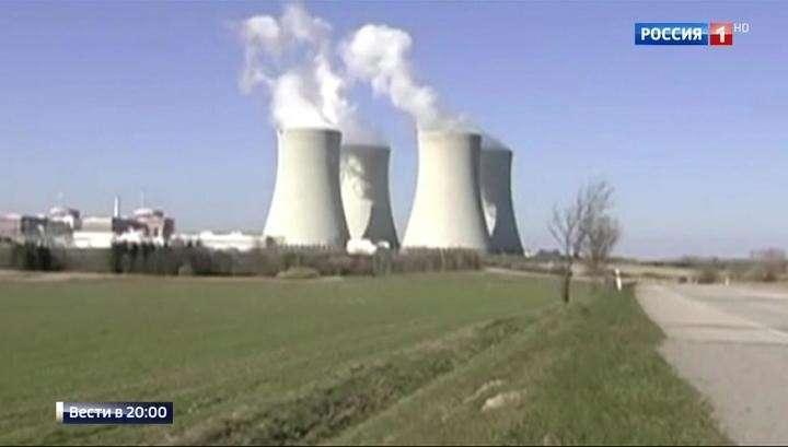 Над Украиной нависла чёрная тень Чернобыля