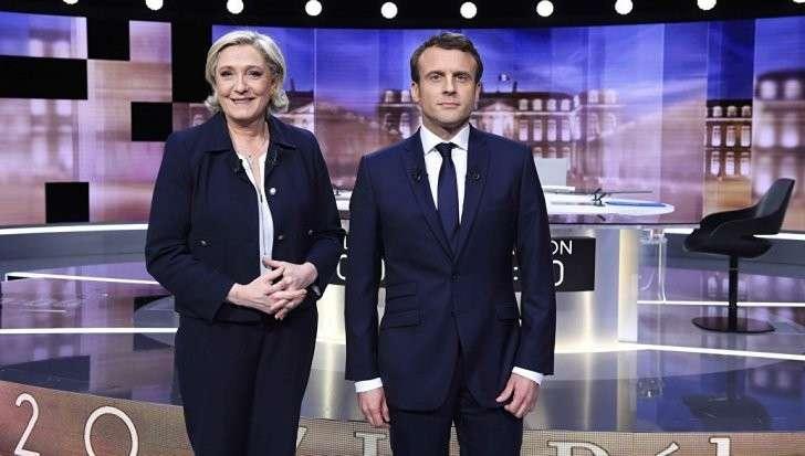Макрон или Ле Пен: в 7 мая во Франции изберут нового президента