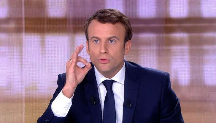 Как глобалисткие СМИ Франции сделали фаворита выборов из ничтожества