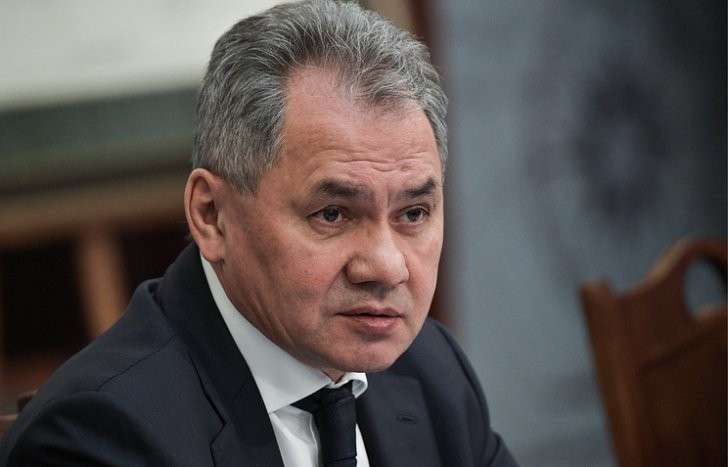 Назарбаев и Шойгу обсудили перспективы сотрудничества в сфере обороны