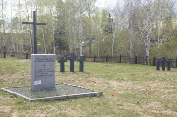 Ветеран голодает, требуя привести в порядок кладбище русских воинов. Подрядчик на мерсе AMG смеётся