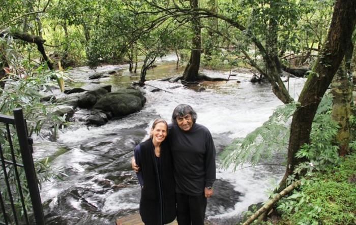 Как самому сделать рай на земле: за 25 лет пара превратила мёртвую пустыню в джунгли