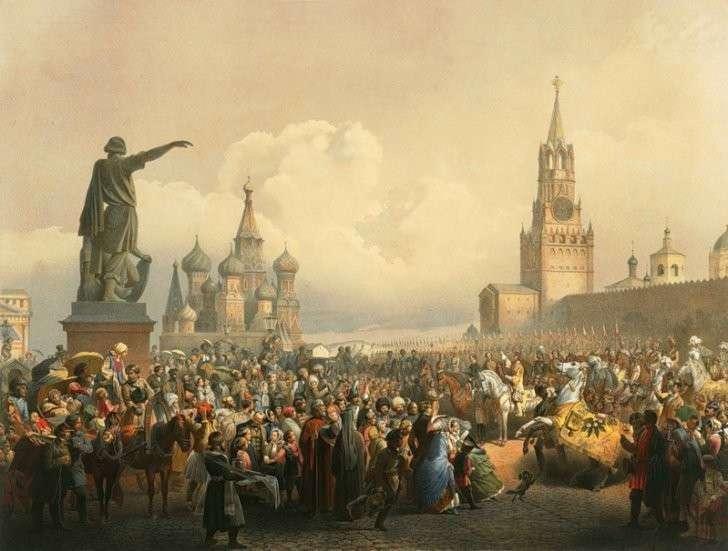 """""""Преступления"""", совершенные русскими против всего цивилизованного мира"""