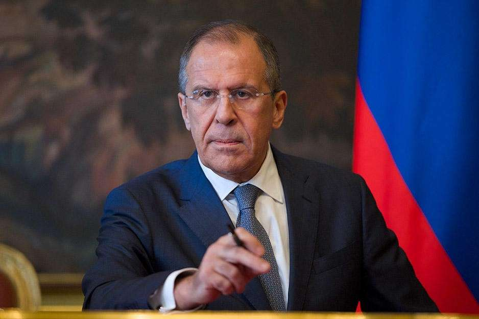 Сергей Лавров рассказал о предстоящей встрече Владимира Путина и Дональда Трампа