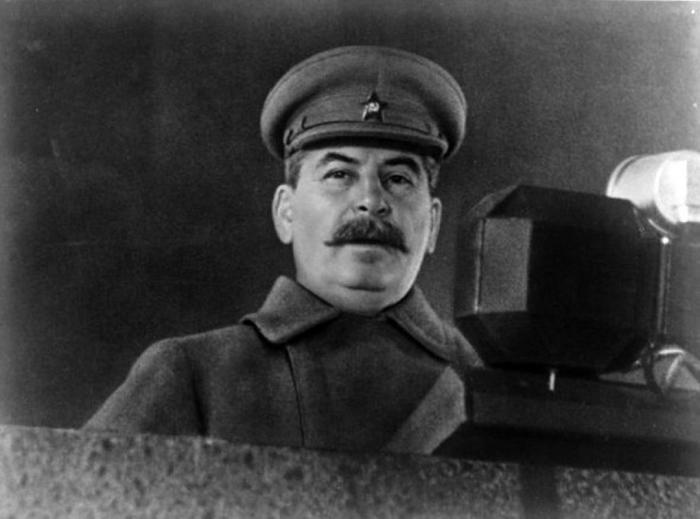 Иосиф Сталин: Речь в день Победы об Украине и Прибалтике