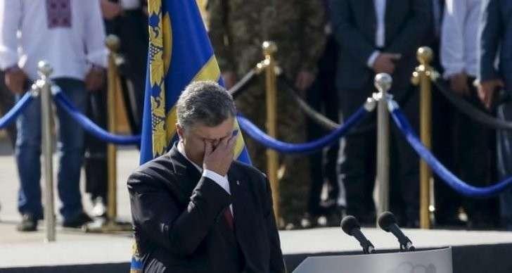 Украина у разбитого корыта: запад хотел «сожрать» незалежную с самого начала