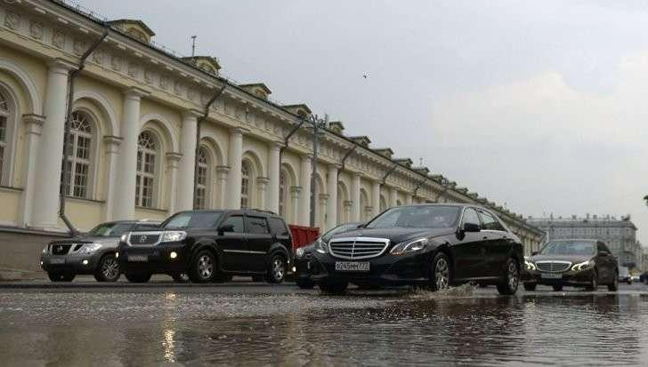 Москва: погода в День Победы обещает быть весьма прохладной
