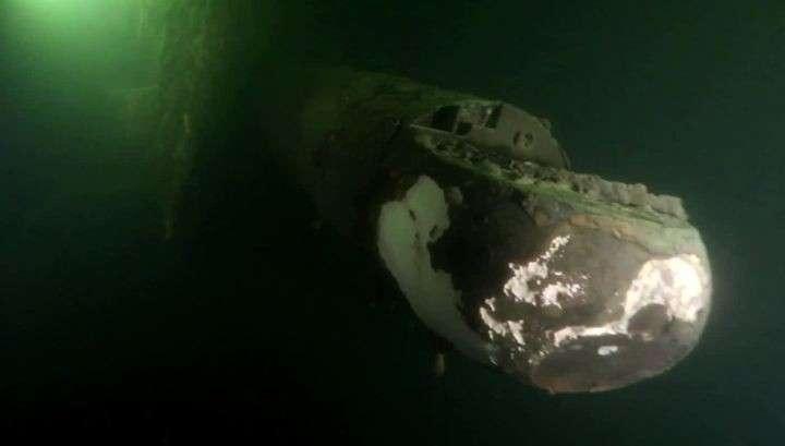 На дне Финского залива поисковики нашли две затонувшие подлодки