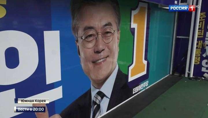 Выборы в Южной Корее: лидер гонки обещает освободить корейцев от влияния США и подружить с КНДР