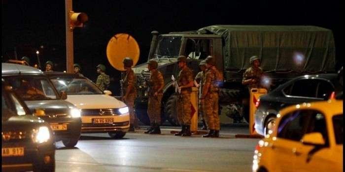 Германия предоставит политическое убежище участникам попытки государственного переворота в Турции